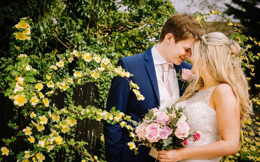 Chloe and Ross a Warwick House Wedding