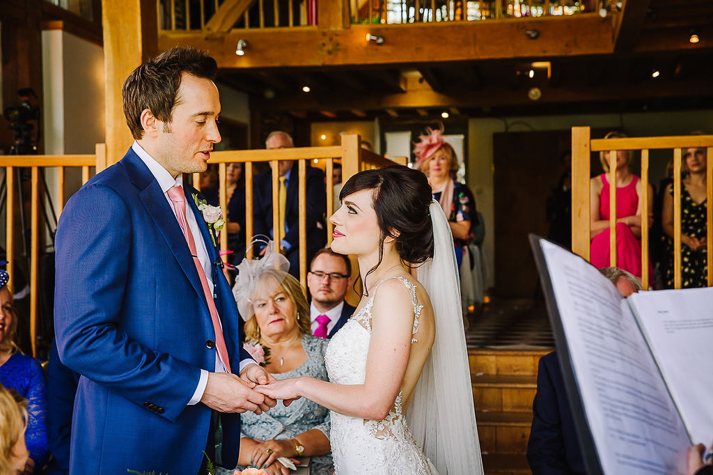personalising your vows